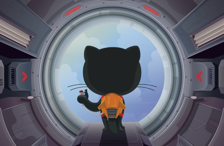 GitHub wallpaper from wallpapercave.com