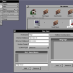 NextStep/OpenStep NFS File Share with a Raspberry Pi